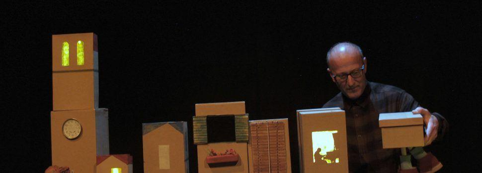 """""""Sabates noves"""" de Tian Gombau, premiado en la Fira de Teatre de Titelles de Lleida"""