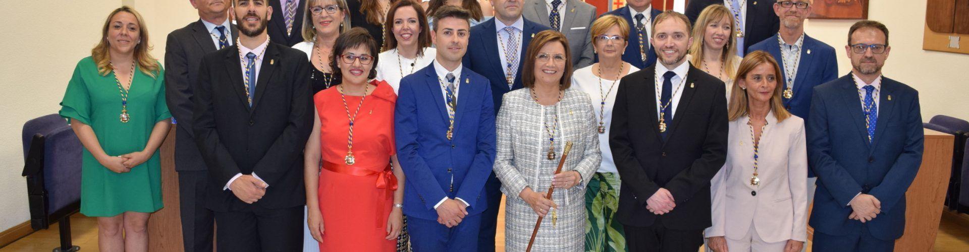 Xaro Miralles reedita el càrrec d'alcaldessa de Benicarló