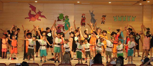 El musical Shrek protagonitza el Festival de Fi del Curs del CEIP de S.Magdalena