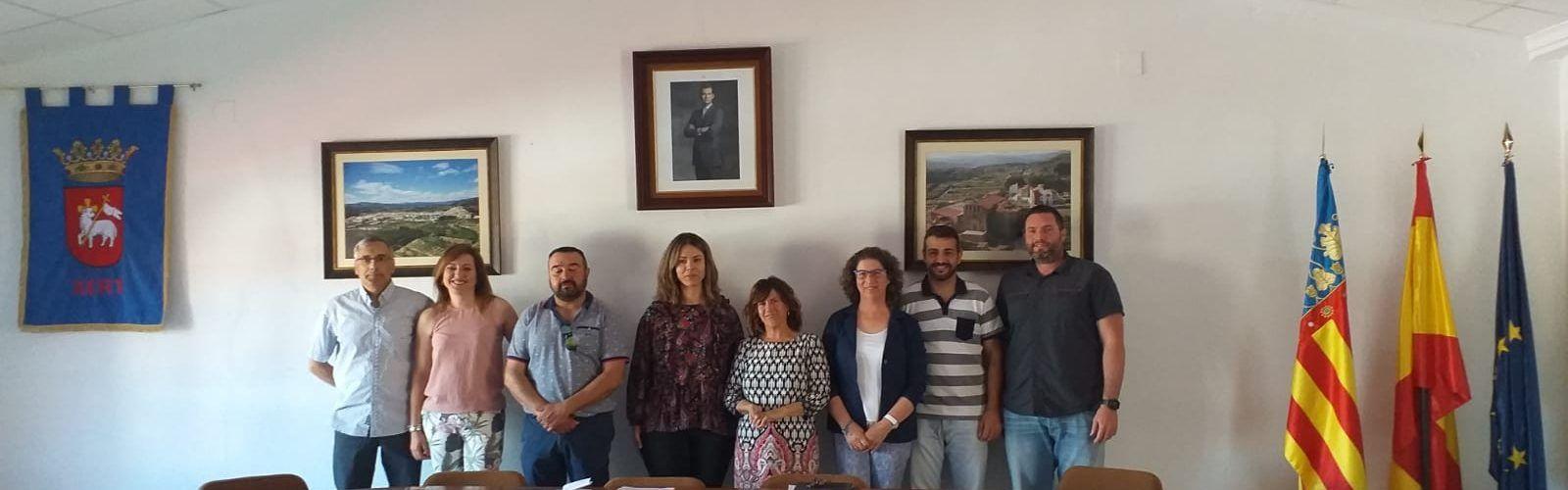 """Las mujeres de Xert """"culminan"""" su """"asalto al poder"""" con Susana Sanz como alcaldesa"""