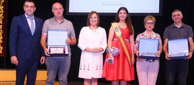 La Gala del Deporte Benicarlando premió a los mejores del año