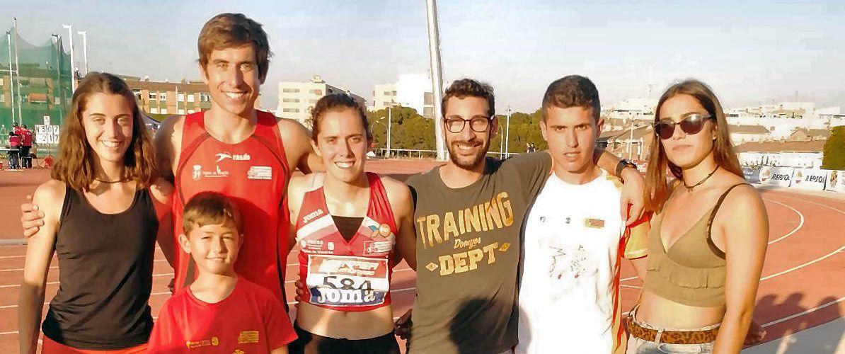Carla Masip, subcampiona d'Espanya, tot i sortir d'una llarga lesió