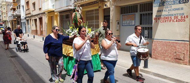Vinaròs celebra Sant Cristòfol