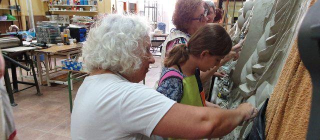 L'Escola d'Art de Vinaròs, a ple rendiment durant juliol