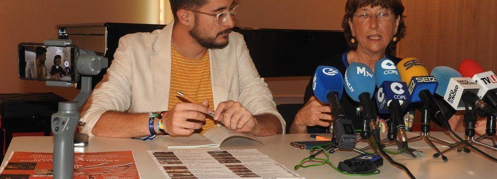 Presentació del 18 festival internacional de curtmetratges Agustí Comes