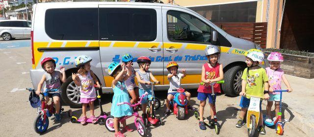 La Policía Local de Benicarló imparte cursos de educación vial para ciclistas
