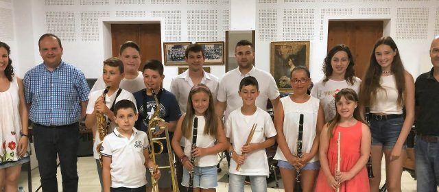 L'Escola de Música de Santa Magdalena tanca el curs amb una espectacular audició