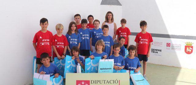 Almassora, Castelló, Vila-real i Onda campions de Frare del Trofeu Diputació de Castelló disputats a Xert i Traiguera