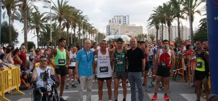 El mejorado 10K de Vinaròs, ganado por M.José Pueyo e Iván Portolés