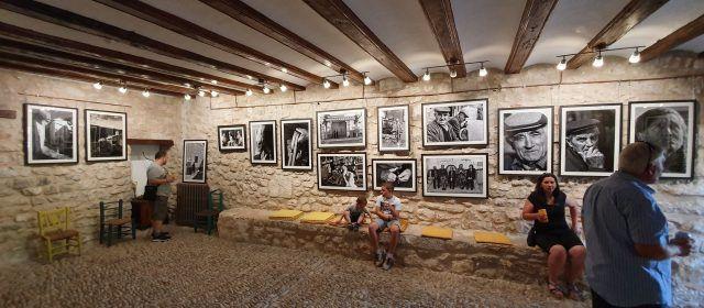 Les fotos de Manel Bellver a l'alberg La Pastora