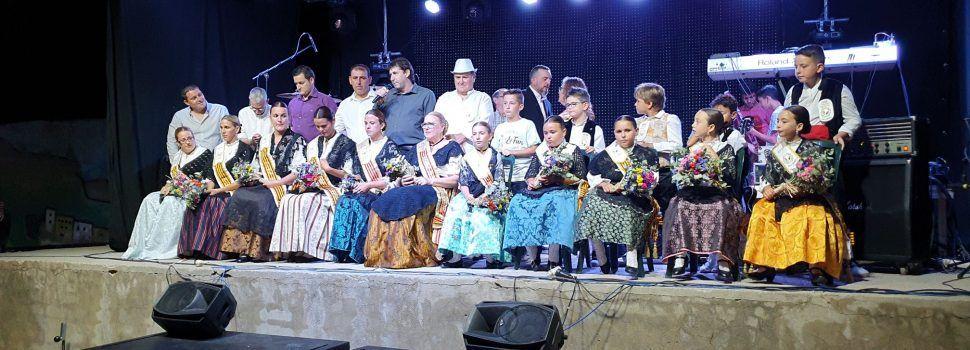 """Vinaròs i Vallibona, """"fusionats"""" per la cort d'honor de festes"""