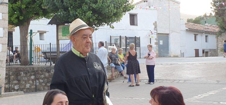 El pregoner de Vallibona amb Rural Comedy