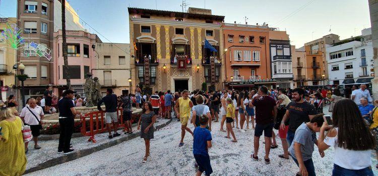 Final de festes de Benicarló amb fotos