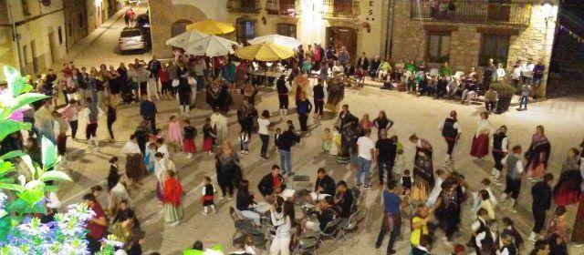 Ares celebra Sant Bartomeu i Santa Elena en l'últim cap de setmana de festejos