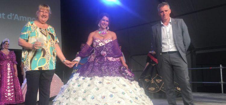 Nombrosos premis cap a Vinaròs en el 49è Concurs de Vestits de Paper d'Amposta