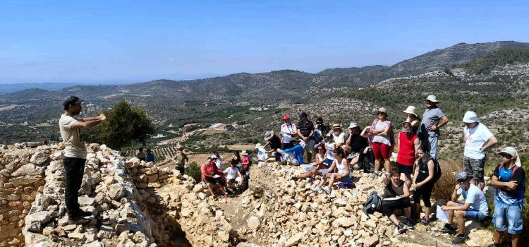 Es descobreix un espai dedicat al culte religiós al jaciment arqueològic de Sant Jaume d'Alcanar