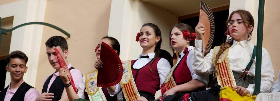 Jocs i gastronomia en les festes d'Albocàsser