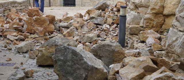 Solsides al castell d'Ares