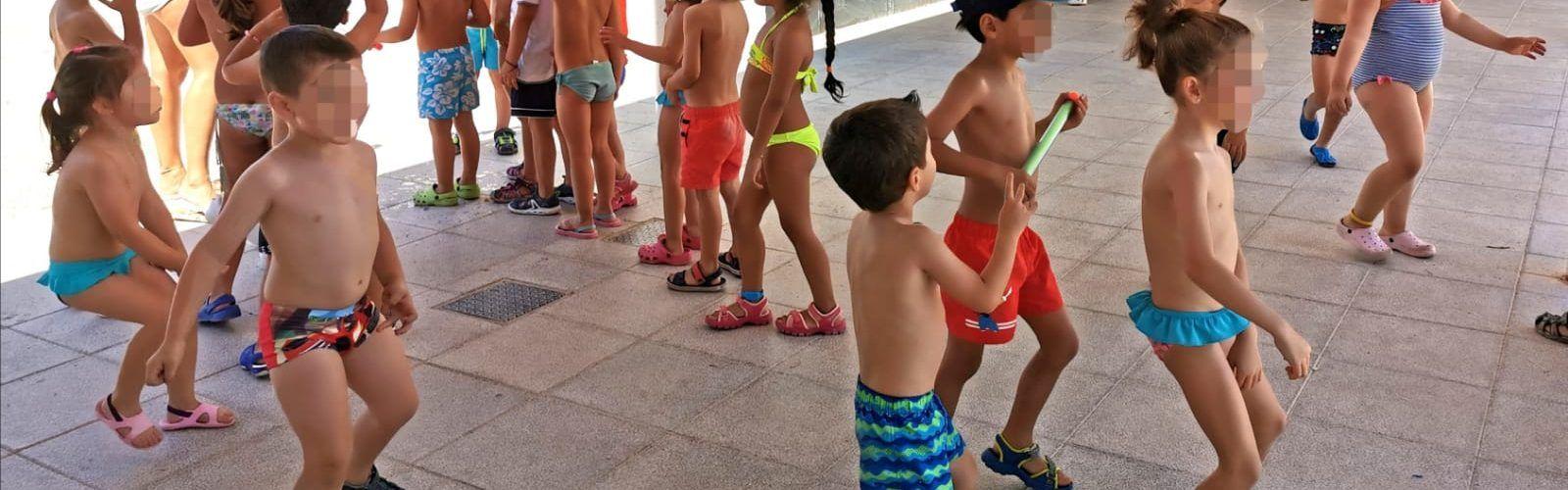Més de 300 xiquets i xiquetes han participat enguany en l'Escola d'Estiu de Benicarló
