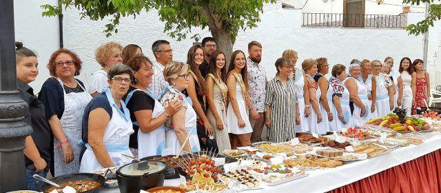 Deliciosos plats i espectaculars postres en la XXIII Demostració Gastronòmica de Sant Jordi