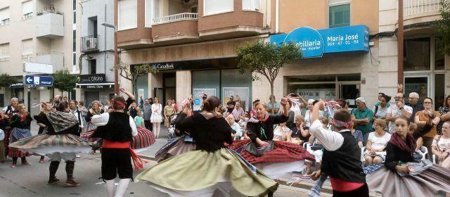20 pobles amb més de 400 balladors es reuniren a Benicarló en la III Trobada de Danses del Maestrat