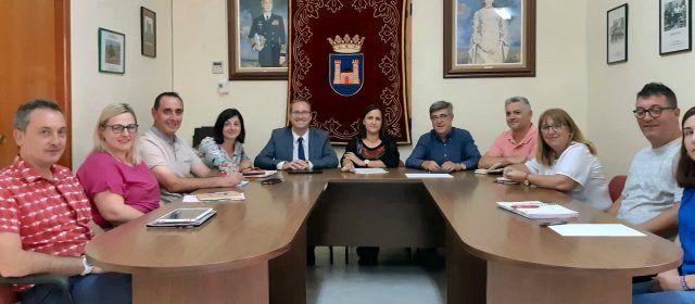 L'Executiva Provincial dóna suport a la fulla de ruta del nou govern socialista d'Albocàsser