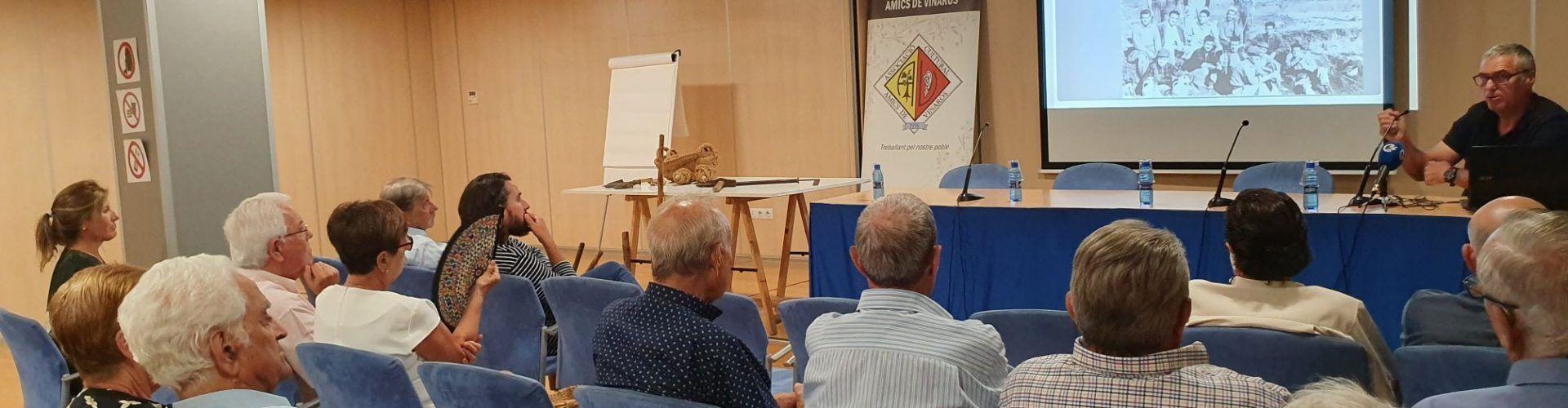 Quarta sessió de l'Any Vinarossenc de la Pedra en Sec