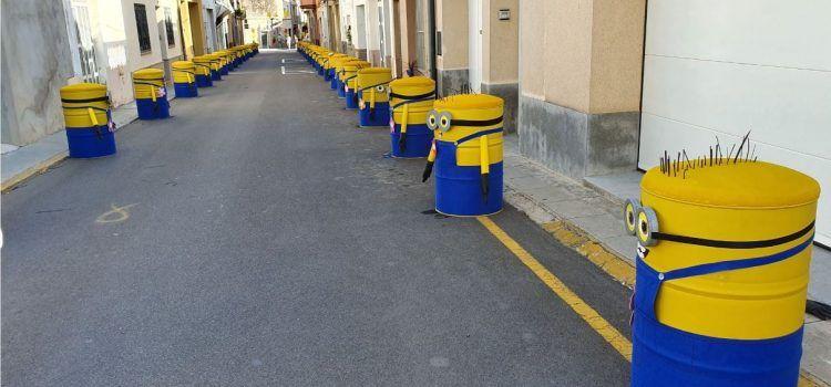 Un passeig gràfic pels carrers quinquennals d'Ulldecona