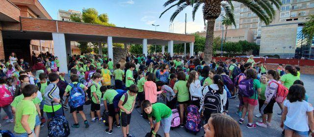 Les escoles de Vinaròs aposten per millorar el clima
