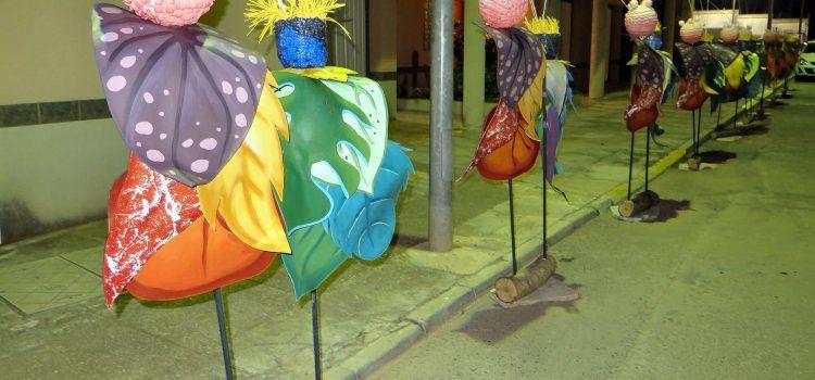 """Els """"mudats"""" carrers quinquennals d'Ulldecona"""