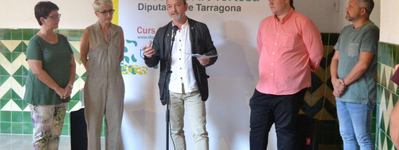 Una exposició a l'Escola d'Art a Tortosa mostrarà un recull de la ceràmica dels 17 anys de Terrània