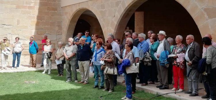 Vallibona torna el guió de la Mare de Déu de la Font a Pena-roja de Tastavins