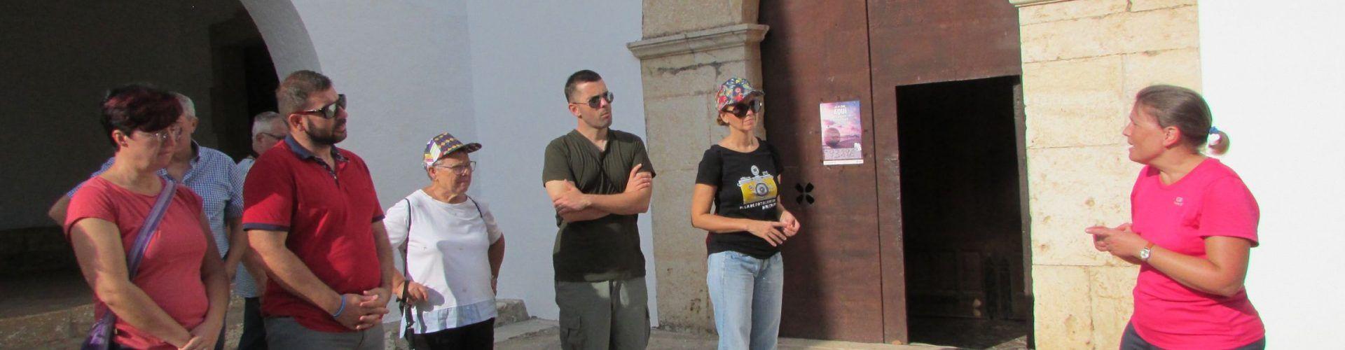 Visita guiada a l'ermita del Remei d'Alcanar