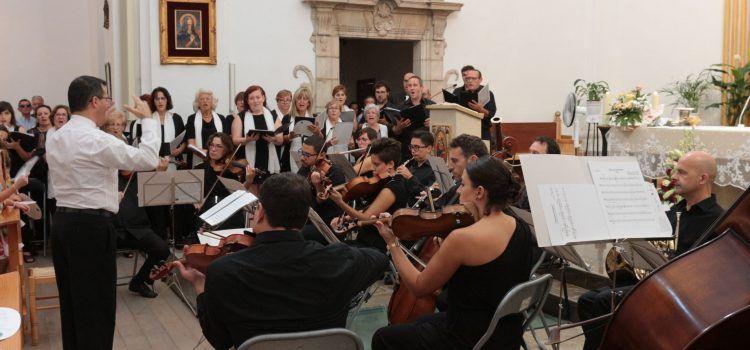 La Missa del Pescador obri el XXXV Cicle de Música Clàssica de Peníscola