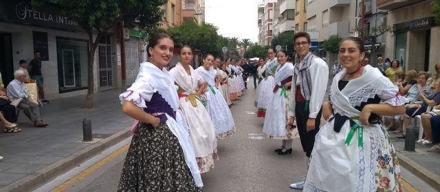 Santa Magdalena participa en la III Trobada de Danses del Maestrat