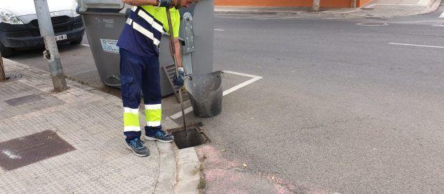 L'Ajuntament de Vinaròs engega les feines de neteja de barrancs i rieres
