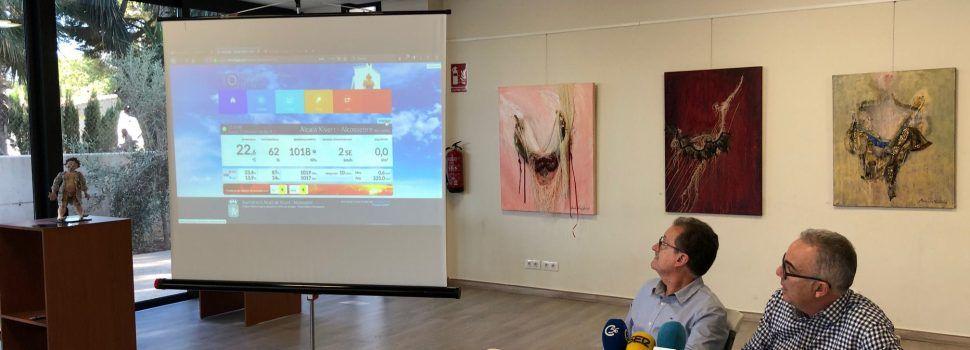 Alcalà-Alcossebre incorpora un nou Servei d'Informació Meteorològica en temps real