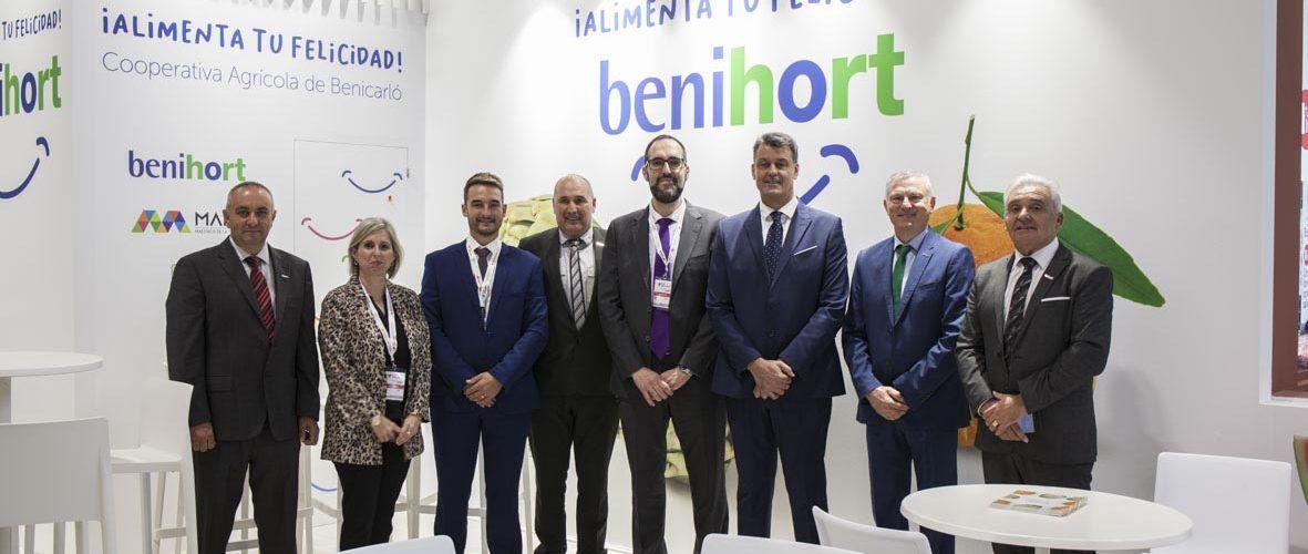 """Benihort lanza su nueva marca """"Main. Maestros de la Tierra"""" en la Feria de Madrid"""