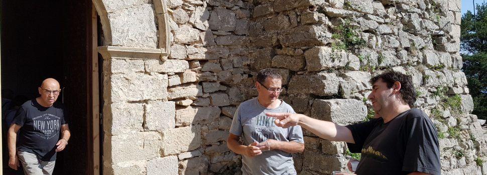 La ermita románica Santa Àgueda de Vallibona recuperará toda la apariencia medieval
