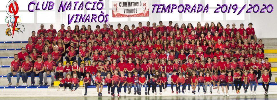 Presentació Temporada 2019/2020, del Club Natació Vinaròs