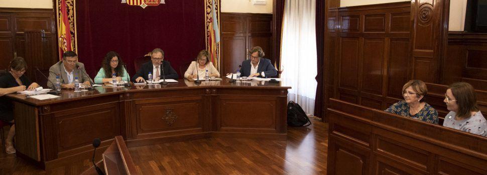 José Martí és el nou president dels consorcis d'escorxadors La Plana i Zona Nord