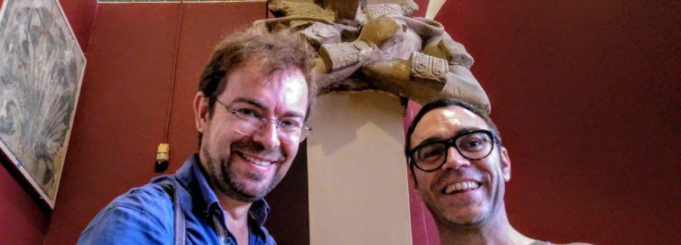 """""""Pasaporte vinarocense"""" en una expedición única por el Nilo con Javier Sierra"""