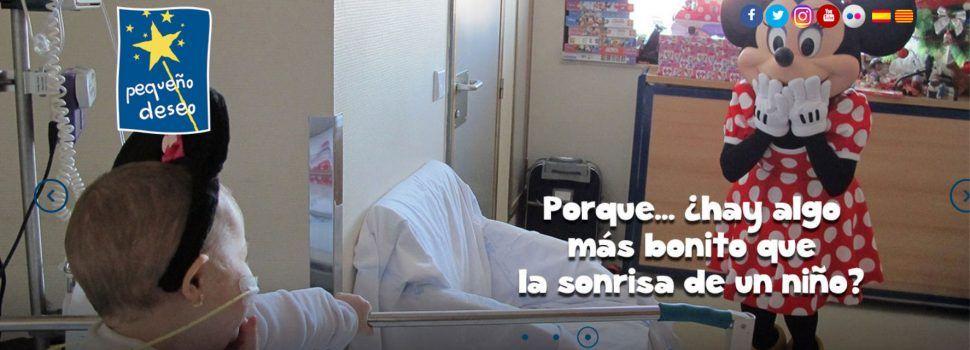 Dues jovenetes vinarossencs protagonitzen un vídeo de la Fundación Pequeño Deseo