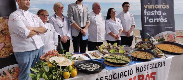 Vinaròs presenta les XXV Jornades de la Cuina dels Arrossos