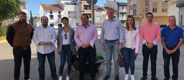 El PP reivindica en San Rafael del Río desbloquear la autovía de Castellón
