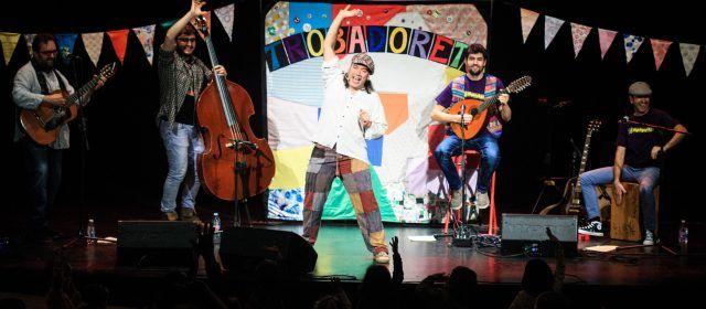Arriba Bocabadats, un programa de teatre, música i tallers familiars a Benicarló