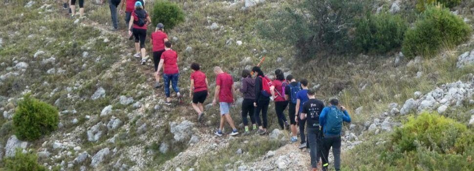 Molta participació en el Trencamoles de Xert