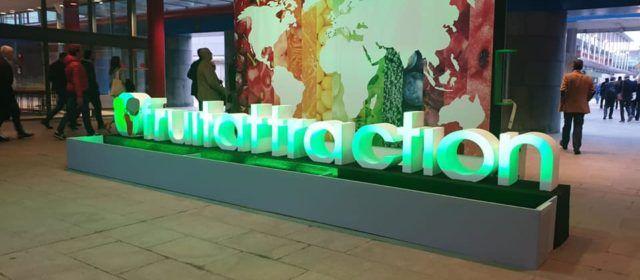 El sector citrícola d'Alcanar consolida la seua participació en la fira Fruit Attraction de Madrid