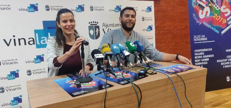 Del 22 al 24 de novembre torna a Vinaròs, Gàmesis, la cita amb el món dels videojocs