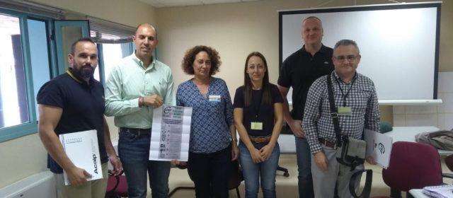 Sandra Julià (Ciutadans) visita la presó d'Albocàsserper conéixer els recursos de reinserció i desintoxicació